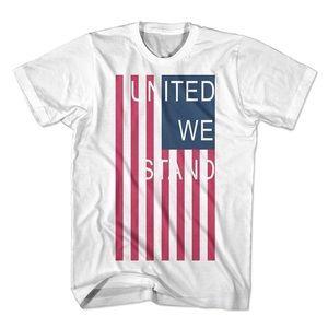 Trau & Loevner Men's United We Stand Flag …